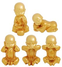 Joyful Monk 5pcs. set