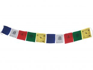 Ten Pages Cotton Prayer Flag  (S) 1-roll