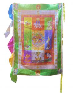Gesar Prayer Flag